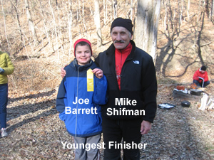 Youngest Finisher